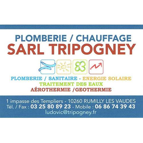 LUDOVIC TRIPOGNEY Plombier Chauffagiste Rumilly Ls Vaudes